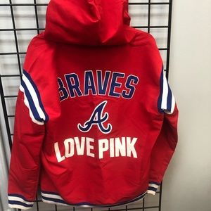Victoria Secret Pink - Atlanta Braves